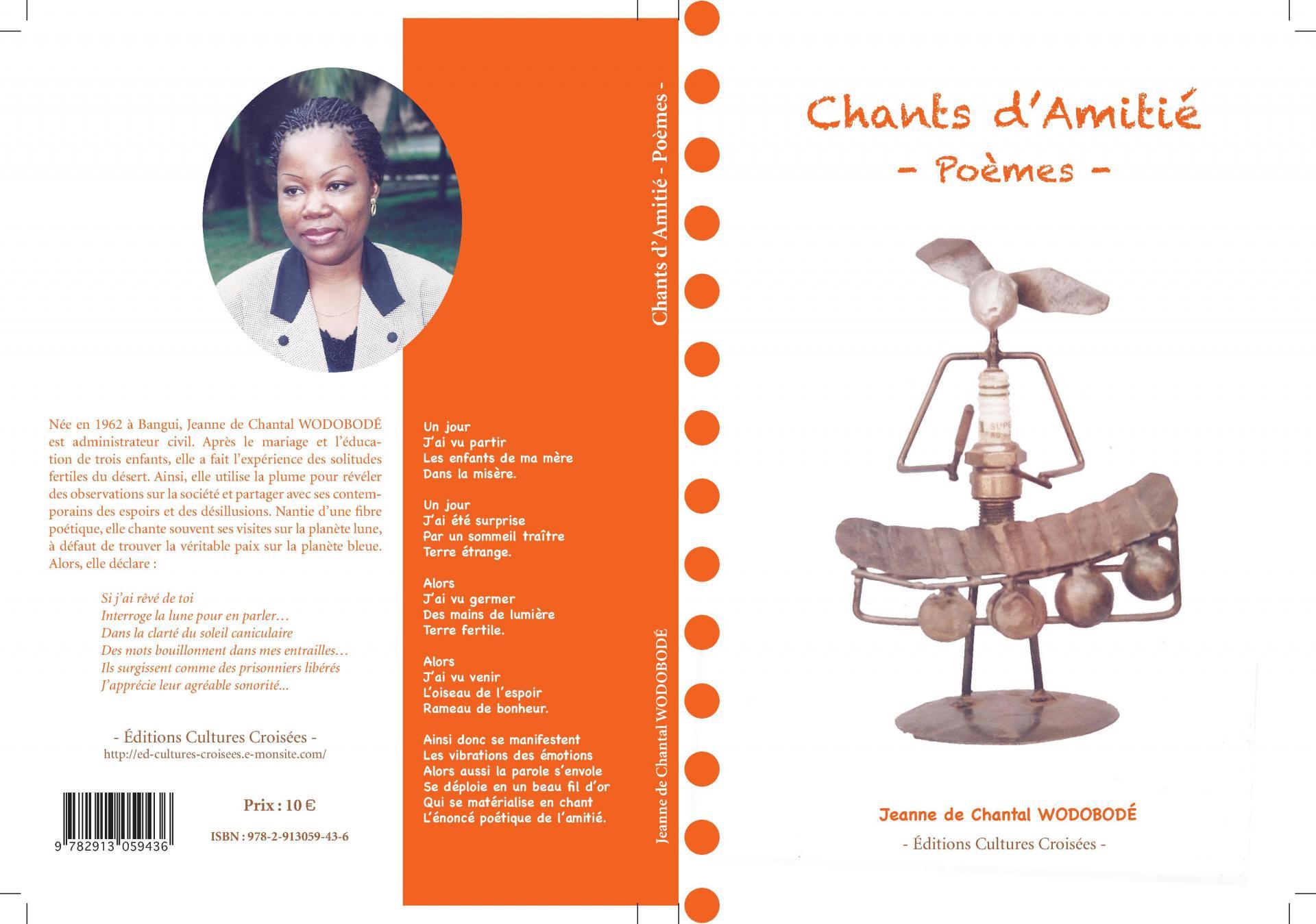 Chants d'Amitié - Poème